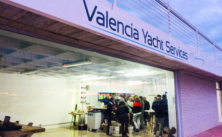 Opening Valencia Yacht Services 1