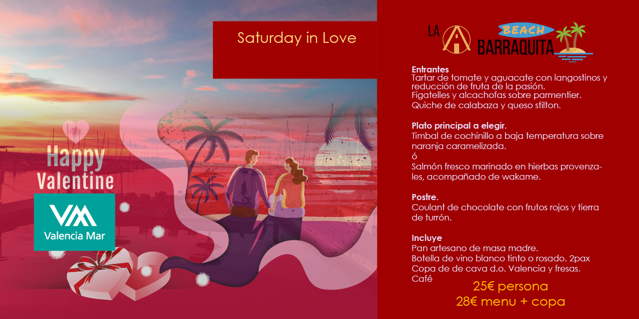 Saturday in Love 0