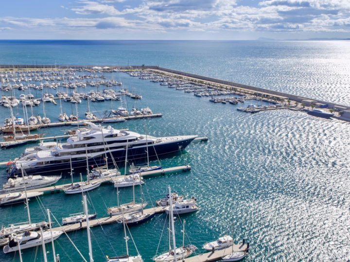 Valencia Mar – Superyacht Marina Spain 0