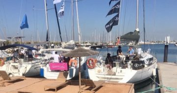 Wow Sailing Experience in Valencia Mar 2