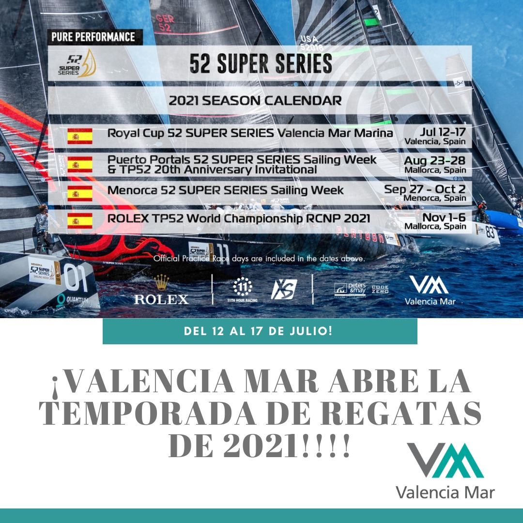 Tp52 Superseries Valencia Mar